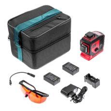Комплект лазерного построителя плоскостей INFINITER CL360-3