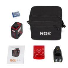Комплект лазерного построителя плоскостей RGK LP-52