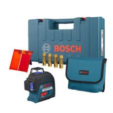 Комплект лазерного уровня BOSCH GLL 3-80 Professional