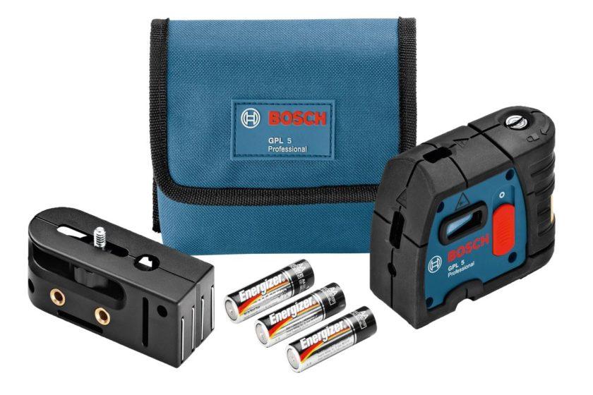 Комплект построителя лазерных точек Bosch PLL 5