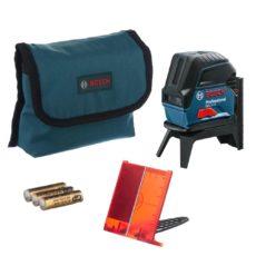 Лазерный нивелир BOSCH GCL 2-15, комплект