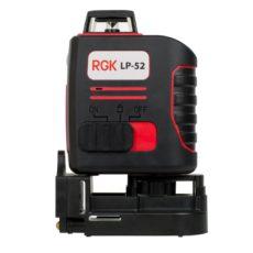 Лазерный построитель плоскостей RGK LP-52 с магнитной подставкой