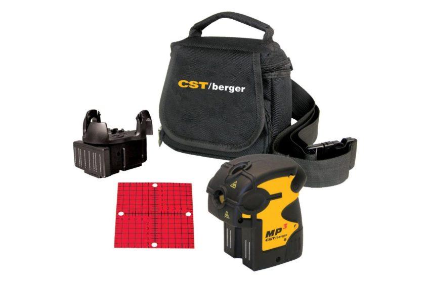 Комплект лазерного нивелира CST Berger MP3