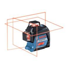 Проекции лазерного уровня BOSCH GLL 3-80 Professional
