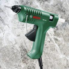 Сетевой термоклеевой пистолет bosch