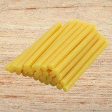 Желтые клеевые стержни