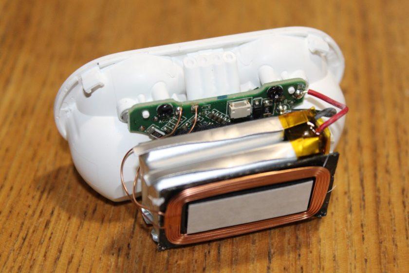 Катушка беспроводной зарядки, аккумулятор, плата и крышка Meizu Pop