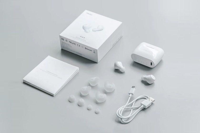 Комплект беспроводных наушников Meizu Pop