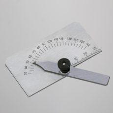 Шаблон для проверки заточки сверл до 60 мм