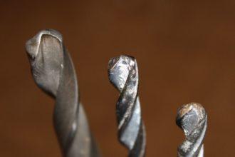 Затупившихся сверла по металлу